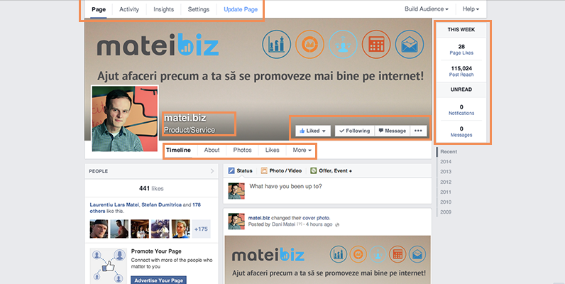Cum se schimbă paginile de facebook din 13 iunie?