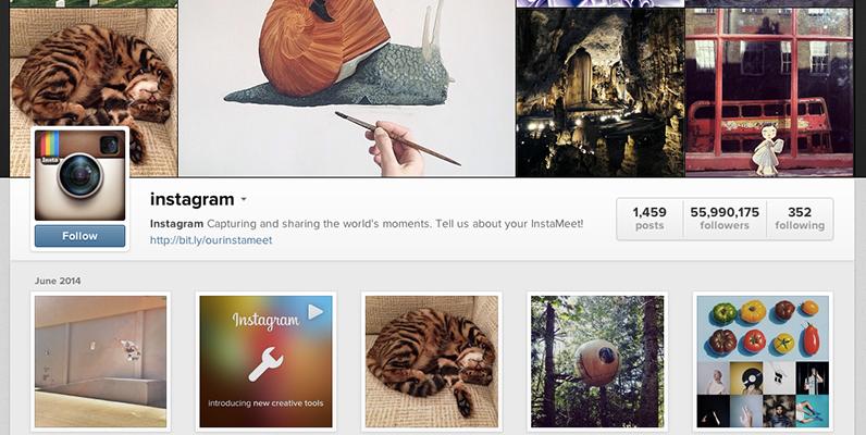 Cum poate să ajute instagram un business mic?